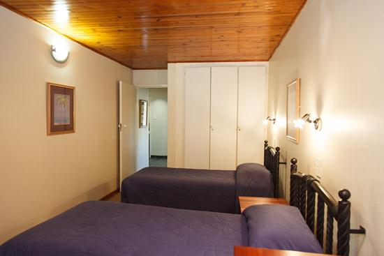 Swadini, A Forever Resort: 4-Sleeper Guest House. 2 bedrooms (1 double bed & 2 single beds)