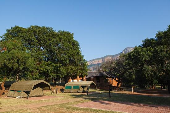 Swadini, A Forever Resort: Camping Site With Electricity